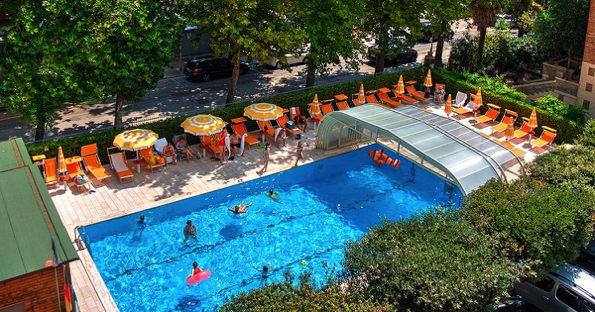 Cervia Hotel Excelsior The Pool