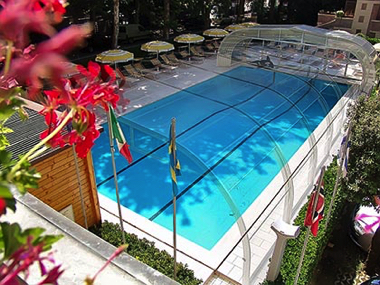 Hotel Excelsior Cervia Swimming Pool